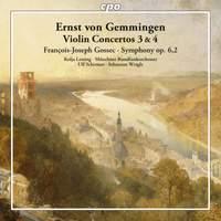 Gemmingen: Violin Concertos Nos. 3 & 4 & Gossec: Symphony in D major