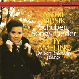 Schubert: An die Musik