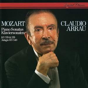 Mozart: Piano Sonatas Nos. 17 & 18
