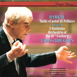 Rameau: Suite from Castor et Pollux