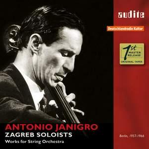 Antonio Janigro & Zagreb Soloists Product Image