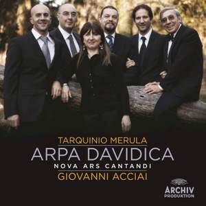 Tarquinio Merula: Arpa Davidica Product Image