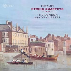 Haydn: String Quartets, Op. 50 Nos. 1-6 Product Image