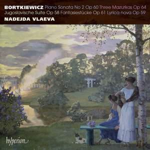Bortkiewicz: Piano Sonata No. 2