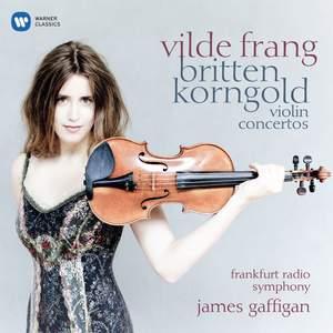 Britten & Korngold: Violin Concertos