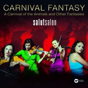 Carnival Fantasy: Salut Salon