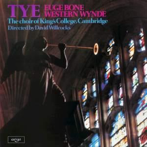 Tye: Missa Euge Bone & Western Wind Mass Product Image
