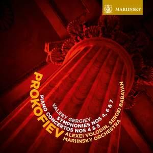 Prokofiev: Symphonies 4, 6 & 7 & Piano Concertos 4 & 5