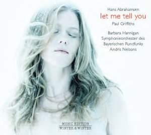 Hans Abrahamsen: Let me tell you - Vinyl Edition