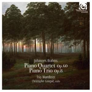 Brahms: Piano Quartet No. 3 & Piano Trio No. 1