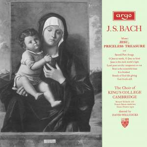 Jesu, Priceless Treasure & Sacred Part-Songs