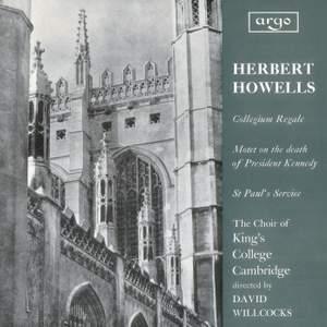 Howells, Vaughan Williams & Britten: Choral Works
