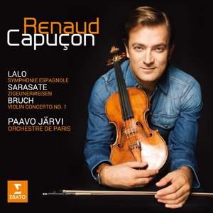 Lalo, Bruch, Sarasate: Violin Concertos