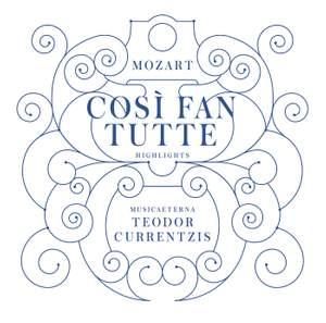 Mozart: Così fan tutte, K588 (highlights) Product Image