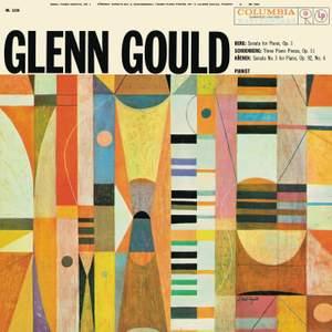 Berg, Schoenberg & Krenek: Piano Works Product Image