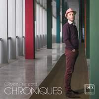 Olivier Penard: Chroniques