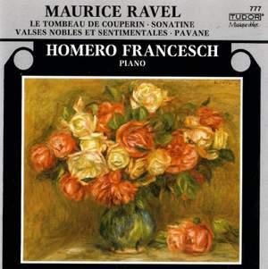 Ravel: Piano Works, Vol. 1