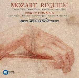 Mozart: Requiem & Mass in C Minor 'Coronation Mass'