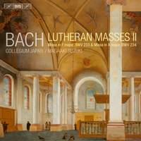 JS Bach: Lutheran Masses II