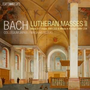 JS Bach: Lutheran Masses II Product Image