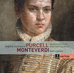 Purcell & Monteverdi: England, My England