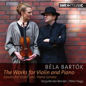 Bartók: Complete Works for Violin and Piano