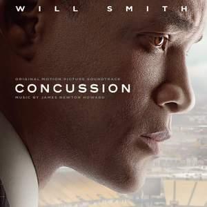 Howard, J N: Concussion (Original Motion Picture Soundtrack)