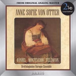 Anne Sofie von Otter sings Handel, Monteverdi & Telemann