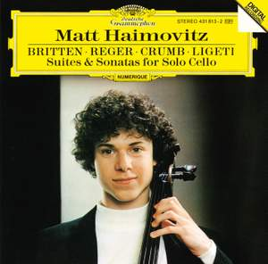 Matt Haimovitz plays Suites & Sonatas for solo cello