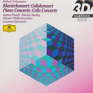 Schumann: Piano Concerto & Cello Concerto
