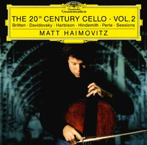 The 20th Century Cello Vol. 2