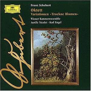 Schubert: Octet & Variations on Trockne Blumen