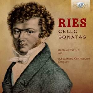 Ries: Cello Sonatas