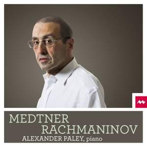 Medtner & Rachmaninov Product Image