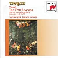 Vivaldi: The Four Seasons, Sinfonia 'Al Santo Sepolcro' & Concerto No. 10