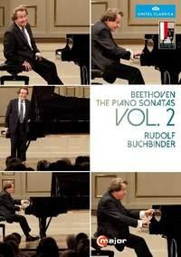 Beethoven Piano Sonatas Vol. 2