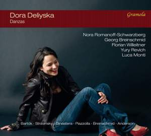 Dora Deliyska: Danzas