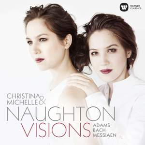 Visions: Christina & Michelle Naughton Product Image