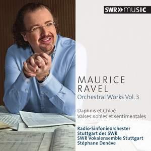 Ravel: Complete Orchestral Works Vol. 3