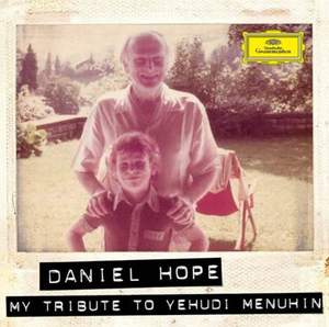 My Tribute to Yehudi Menuhin Product Image