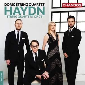 Haydn: String Quartets, Vol. 2