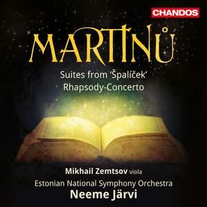 Neeme Järvi conducts Martinů