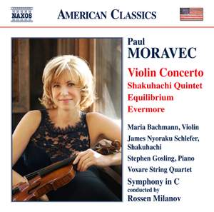 Moravec: Violin Concerto Product Image