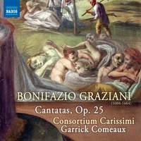 Graziani , B: Musiche sagre e morali, Op. 25