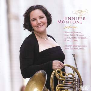 Jennifer Montone performs…