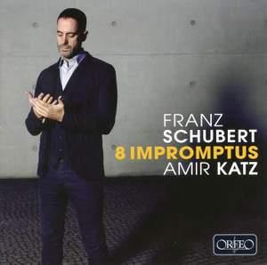 Franz Schubert: 8 Impromptus