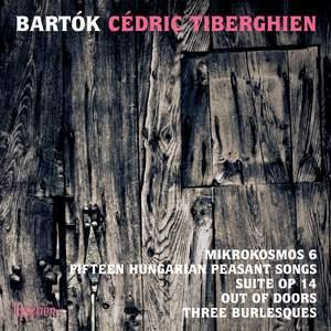 Bartók: Mikrokosmos Book 6