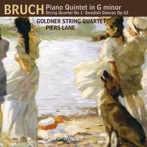 Bruch: Piano Quintet