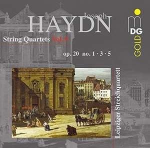 Haydn: String Quartets Volume 9