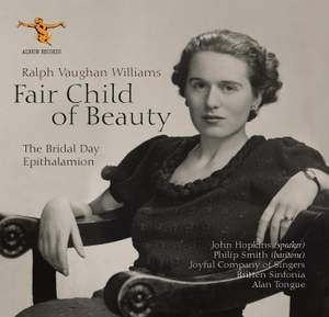 Vaughan Williams: Fair Child of Beauty Product Image